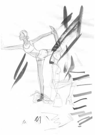 0331 - NYR2018 #1 Sketch 2